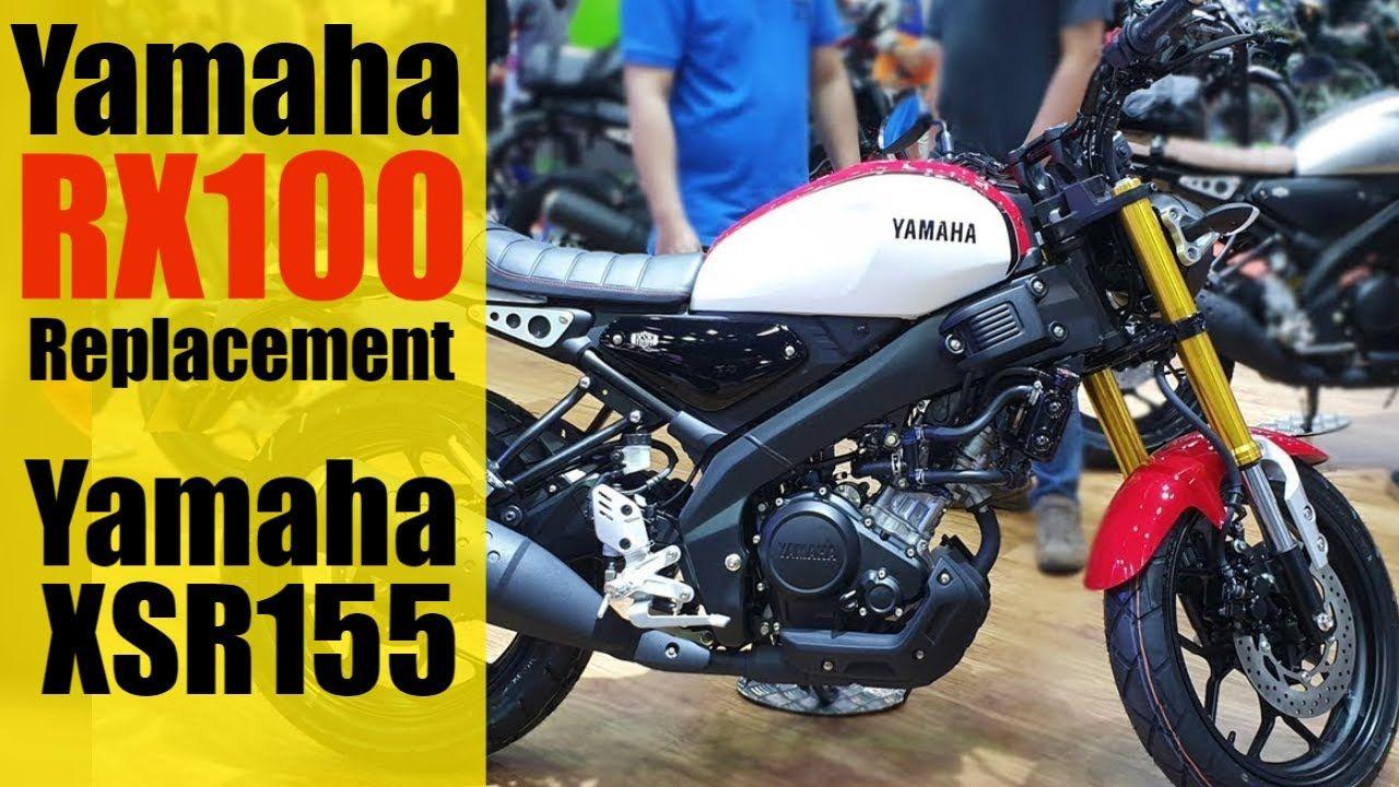 Yamaha Rx100 Replacement New Yamaha Xsr 155cc Price Launch