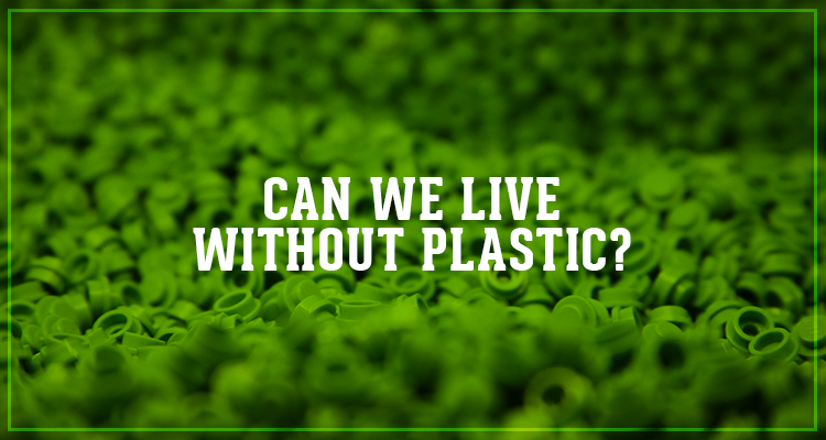 Can we live without plastic 750   Future of waste disposal