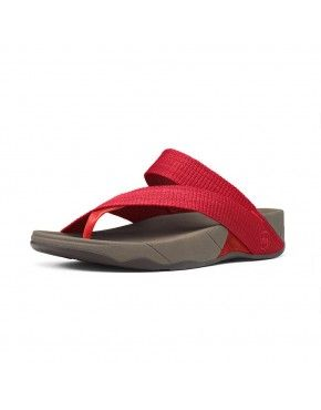 6528d34fffe8 Fitflop Mens Sling Red
