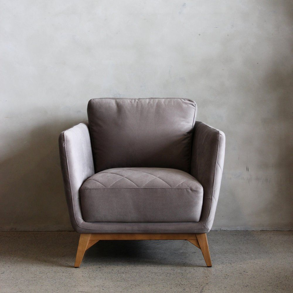 Humphrey Armchair With Images Simple Sofa Single Seater Sofa