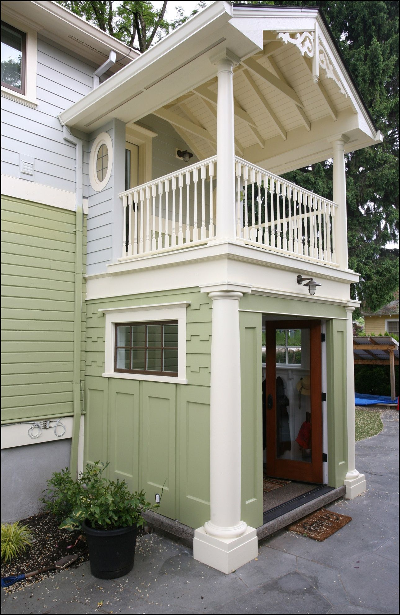 Mudroom Addition To Front Of House - Yahoo Search Results