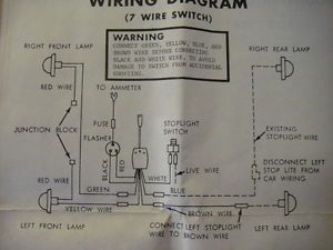 turn and hazard wiring diagram chevrolet pin on baja bugs  pin on baja bugs