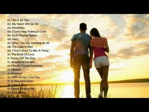Romantic latest english songs