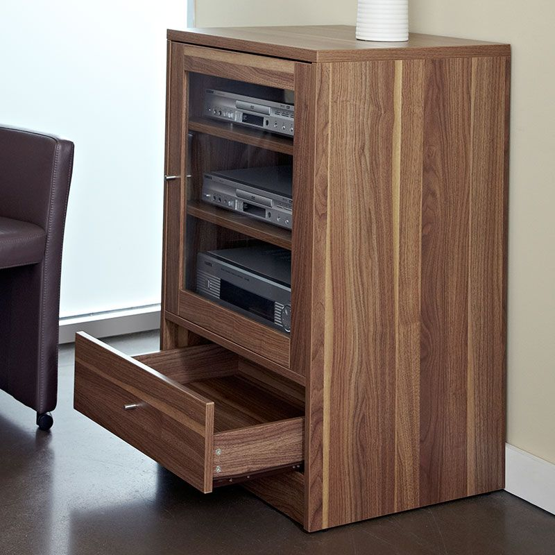 the series 100 audio video cabinet is the perfect way to keep all of your a v components concealed and dust free it is available in an easy to clean