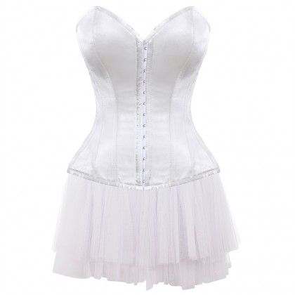 corsets are designed to give proper shape to the figure of
