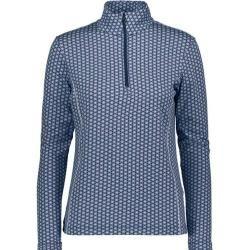 Cmp Damen Sweatshirt Woman Sweat Printed, Größe 44 in Blu scuro, Größe 44 in Blu scuro F.lli Campagn #womenssweatshirts