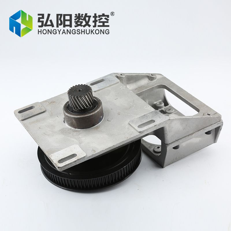 Promo Integrated Type Straight Toothhelical Tooth Belt Gear