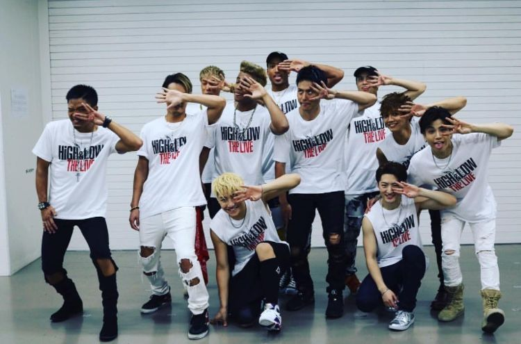 EXILE TRIBE HiGH&LOW