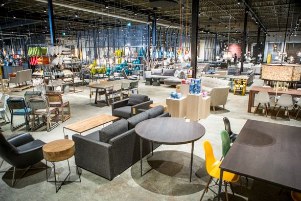 The Top 10 Furniture Stores In The Castlefield Design District In Toronto
