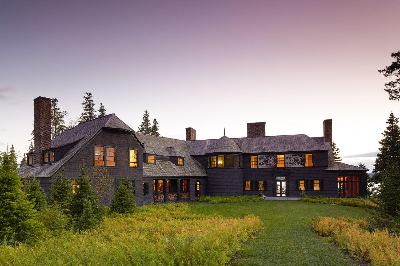 House In Maine Beautiful Beach Houses Shingle Style Homes Shingle House