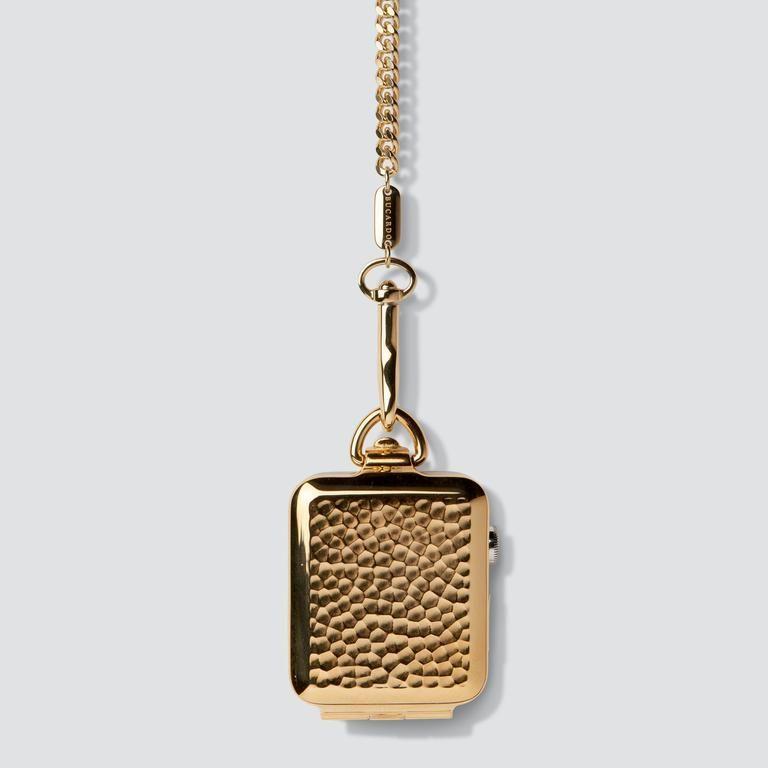 Gold Hammered Pocket Watch in 2019 Pocket watch, Watches
