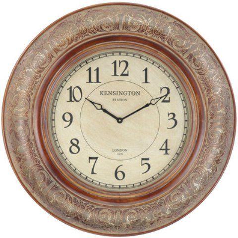 Mackenzie Clock 37 Diameter Very Cool Size Oversized Wall Clock Wall Clock Clock