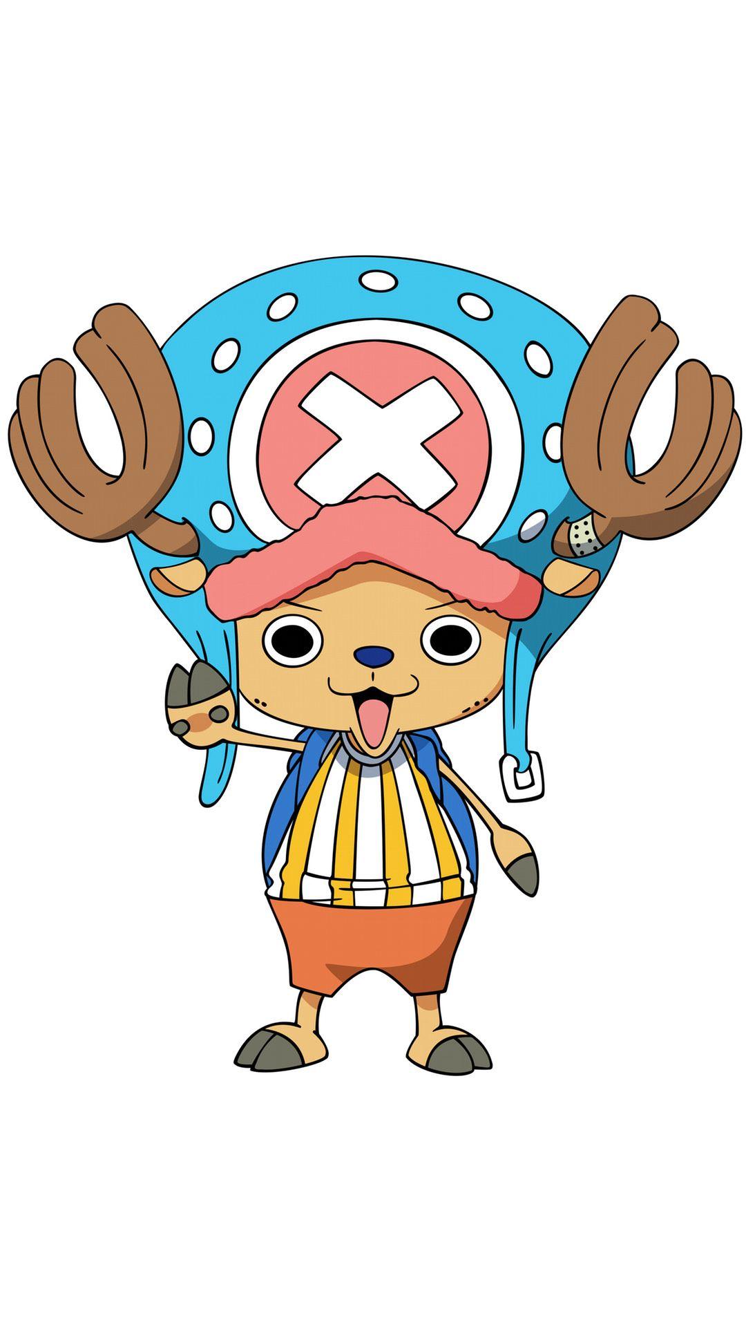 One Piece Chopper Hq Wallpaper ワンピース Iphone用 Bob Bima