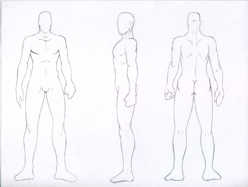 body turnaround by zpansven on deviantart male body fashion - blank fashion design templates