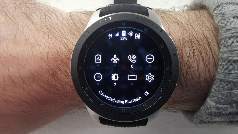 Samsung Galaxy Watch 4g And Watch Active 2 Samsung Samsung Galaxy Gorilla Glass