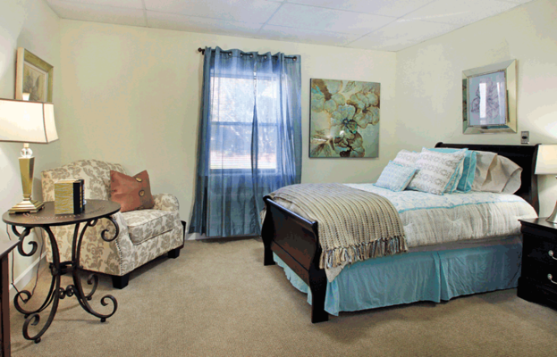 Elmcroft Of Northridge Is A 161 Bed Assisted Living Community Located In Raleigh Nc Communities This Size Typi 1 Bedroom Apartment Home Decor Assisted Living