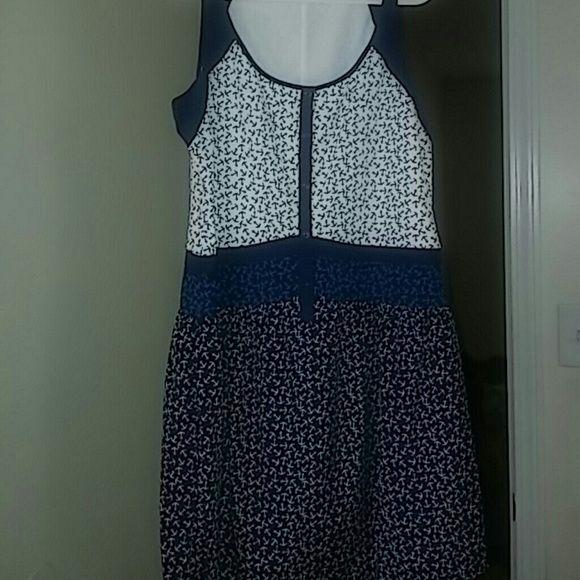 Sperry Navy Dress NWT Sperry Navy Dress Sperry Top-Sider Dresses Midi