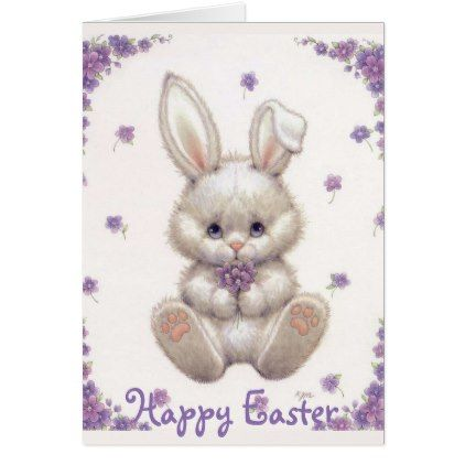 Retrovintage easter bunny card retro gifts style cyo diy retrovintage easter bunny card retro gifts style cyo diy special idea negle Choice Image