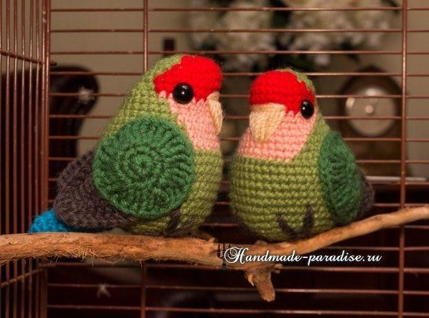 Vogel Vögelchen Häkelnanleitung Häkeln Pinterest Crochet
