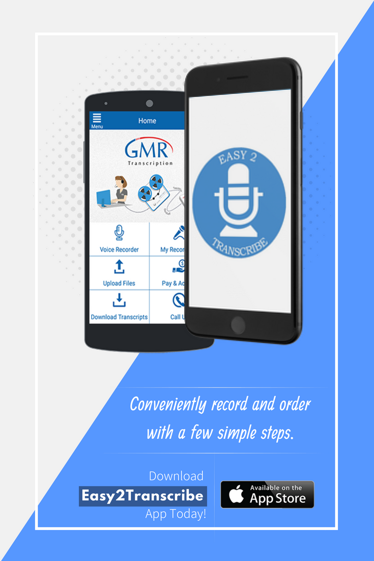 Easy2Transcribe Conveniently record and order