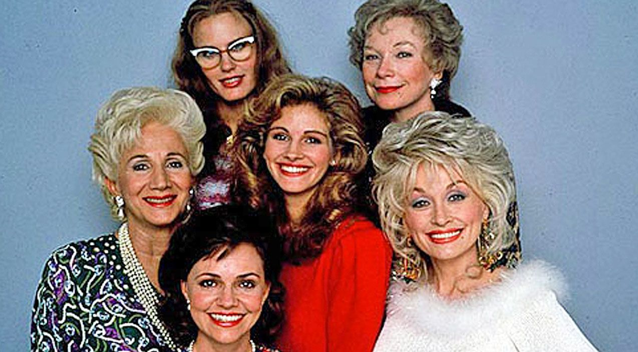 Almost 30 Years After Its Release Steel Magnolias Cast Reveals