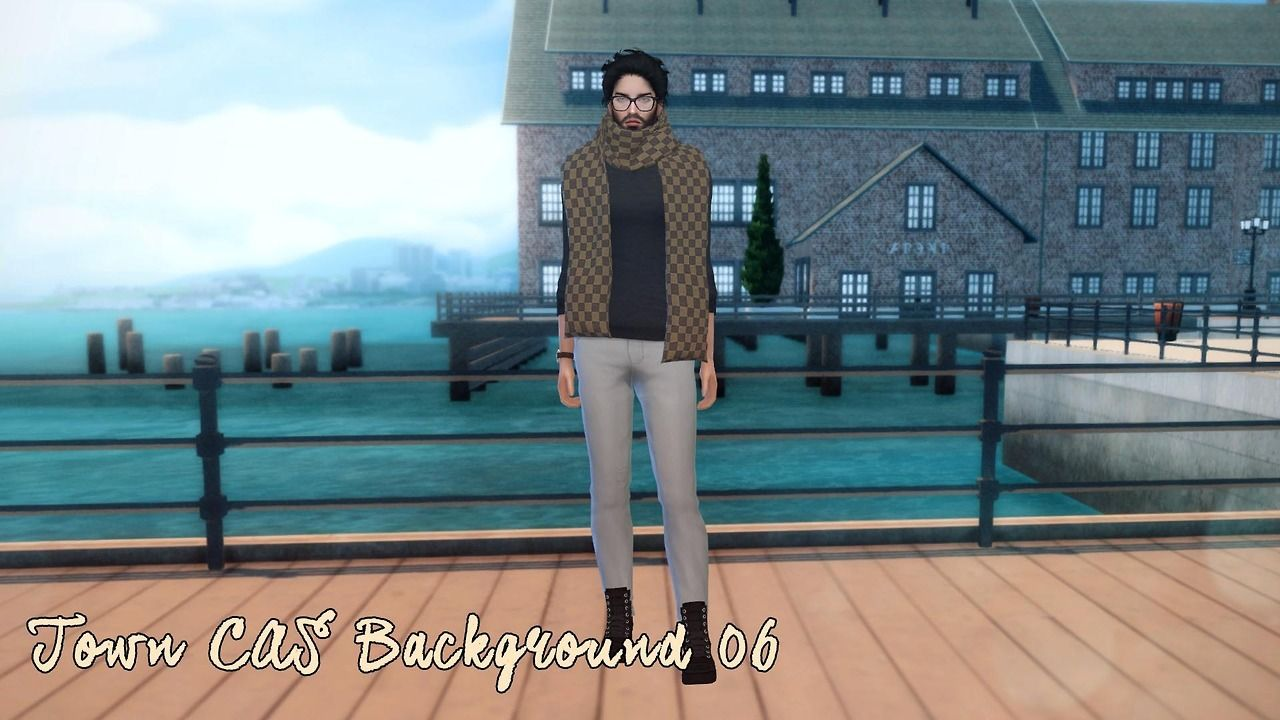 Katverse Sims 4 Town Cas Backgrounds For More Information Check Out My Blog Katverse Com Sims 4 Sims Sims Cc