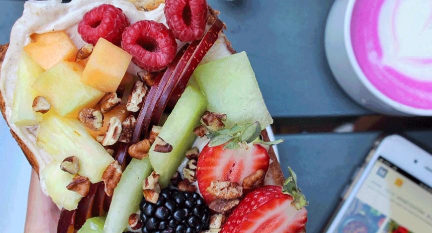 Color! Color! Color! : photo-friendly foods ~ | Food Trends