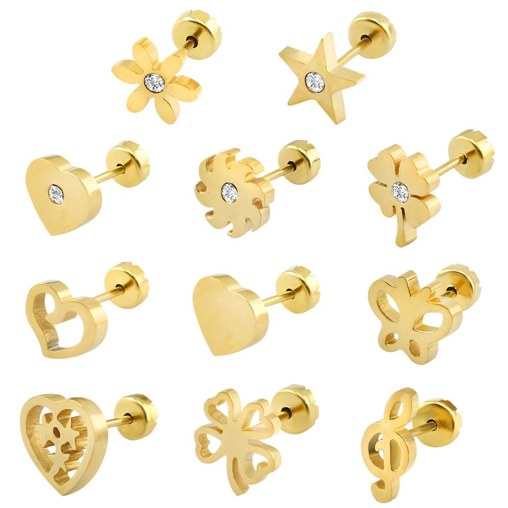 gold watch real details ct earring gram youtube weight with stud