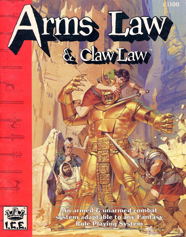 Rolemaster - Arms Law | Angus McBride | Rpg, Fantasy rpg