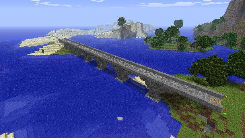 bridge craft game free