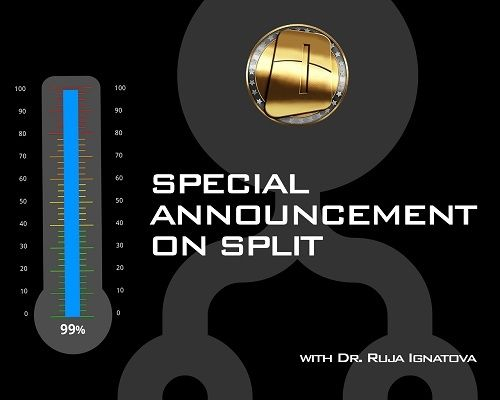 Onecoin / Split Rules and Split Upgrade Strategies Special Rules per PACKAGE regarding Split - each OneCoin package receives up to three Splits, when you buy a package for the first time:  1 Split: Starter, Trader, Pro Trader, Executive Trader 2 Splits: Tycoon, Premium 3 Splits: Festival