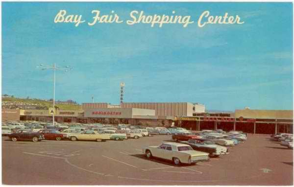 fc3b7235c9b Corvette-World - Photo Albums: San Leandro CA Shopping Ctr., 1950s ...