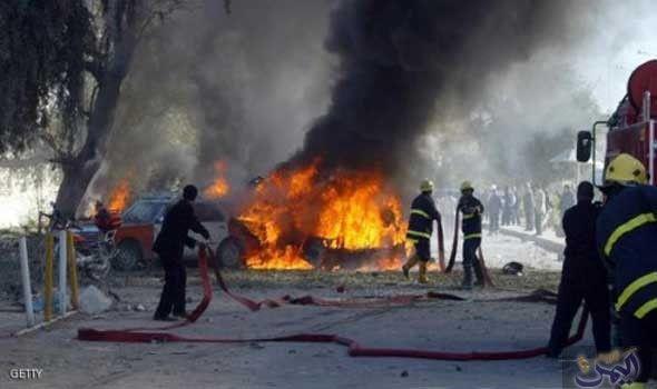 انفجار في حي الفرات غربي بغداد يسفر انفجار في حي الفرات غربي بغداد يسفر عن مقتل شخص وإصابة ثمانية آخرين Concert Painting Art