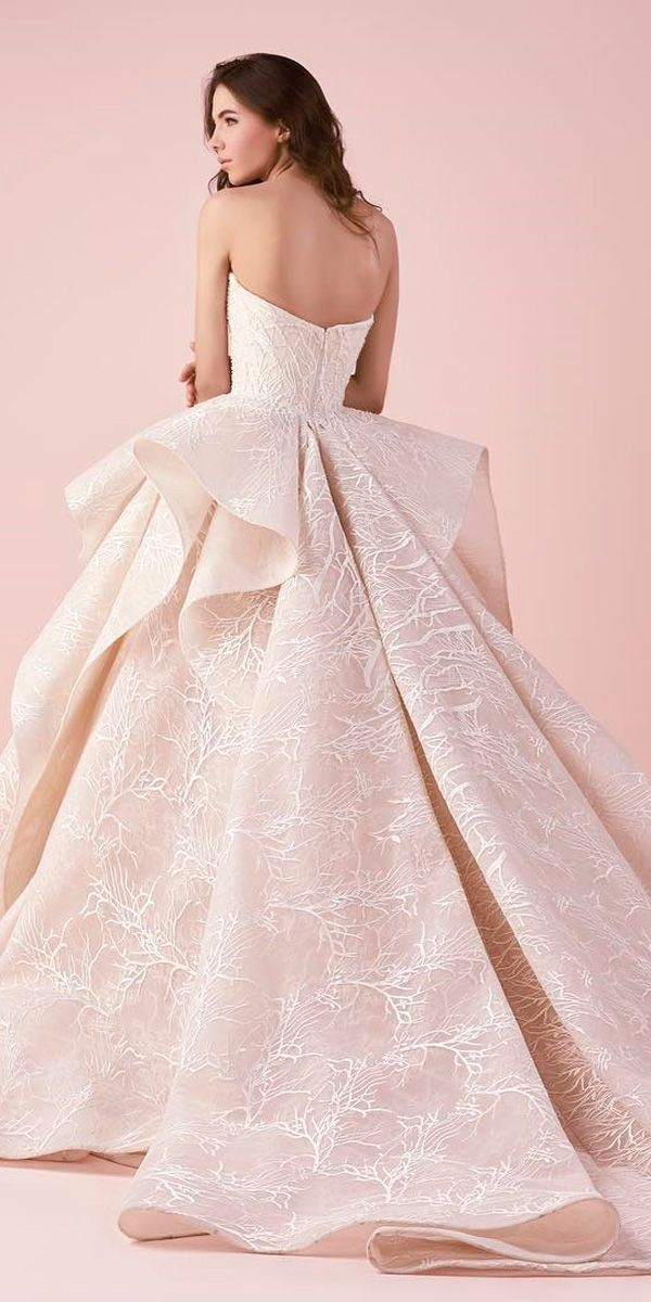 21 Awesome Ball Gown Wedding Dresses You Love | Ball gowns, Wedding ...