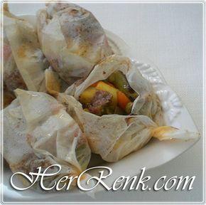 Photo of Kağıt Kebab-Easy kebab recipe, practical meat dishes, garnish …