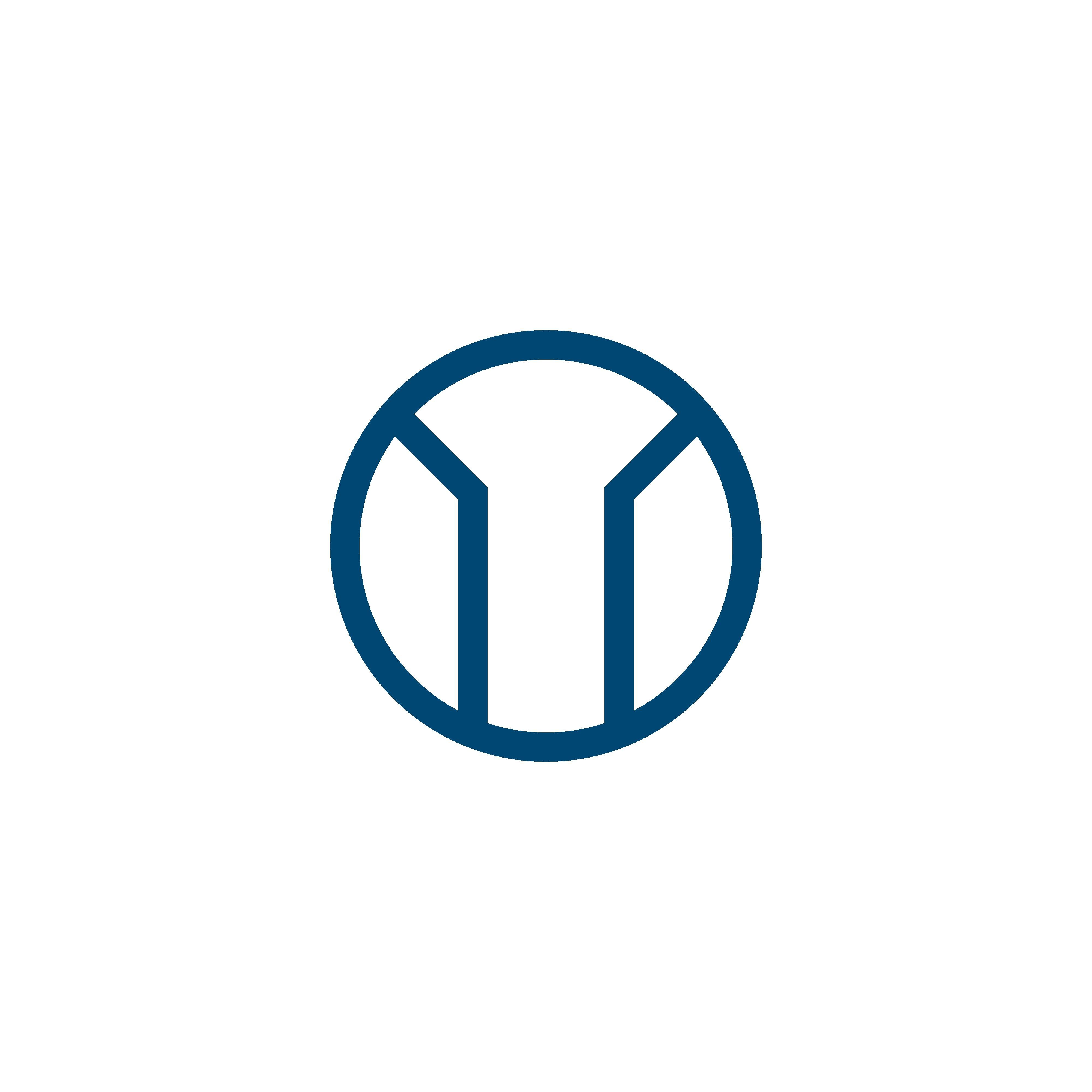 M letter logo vector. TM letter logo vector. Circle logo