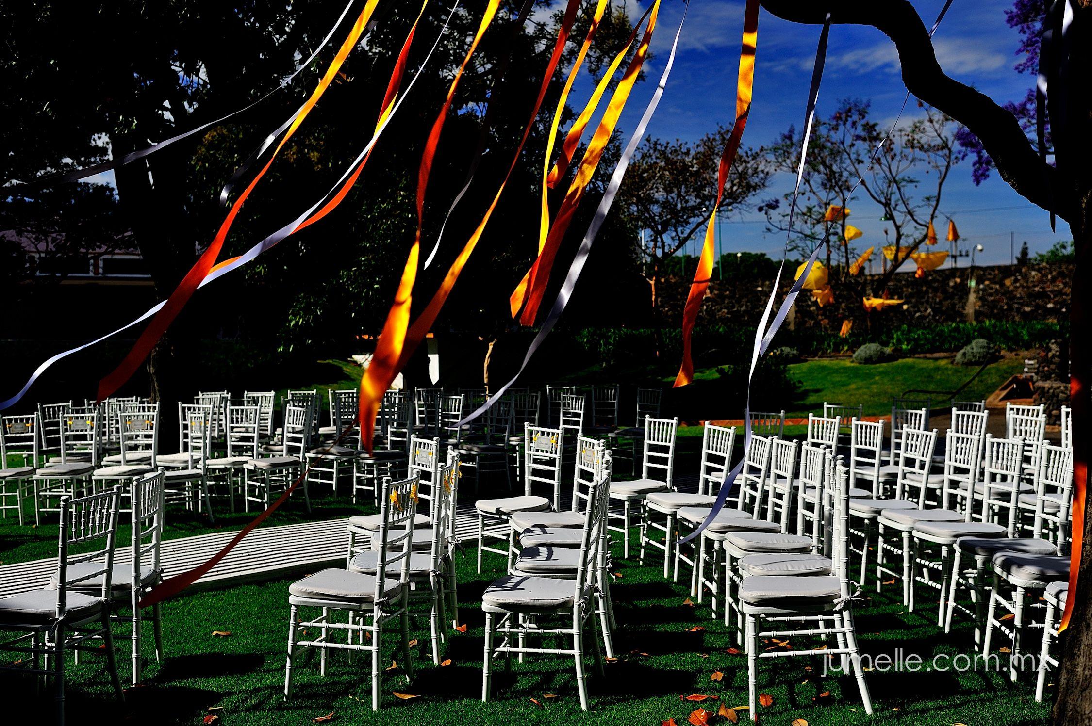 Decoración ceremonia religiosa boda Ana y Takeshi bye NOE ARIZA BODAS & EVENTOS