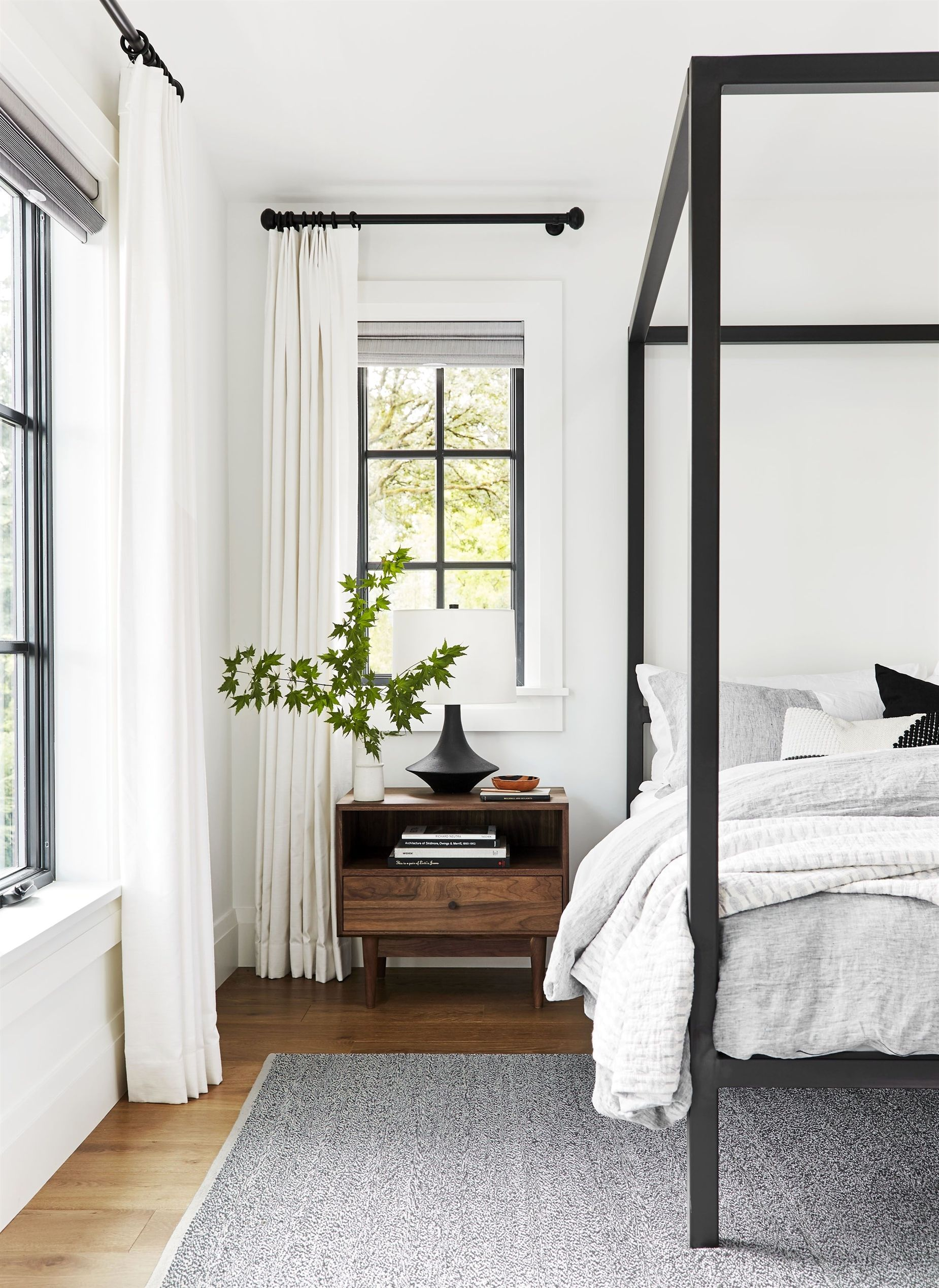 Old window over bed   ways to pull together a dreamy master bedroom suite  bedroom