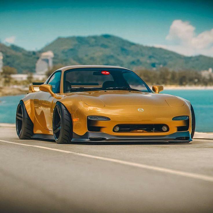 Pin by Zane Brits on jdm Tuner cars, Jdm cars, Mazda rx7