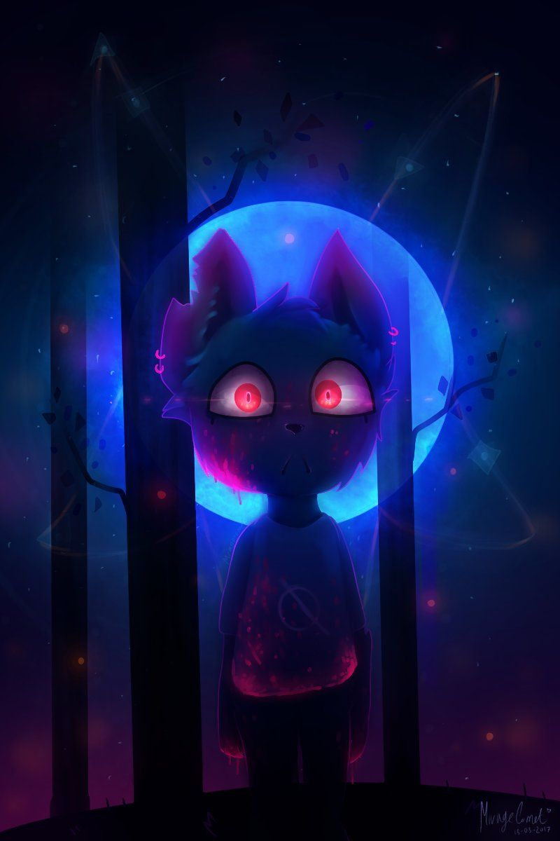 Night In The Woods Nightinthewoods Twitter Night In The Wood Cool Art Anime