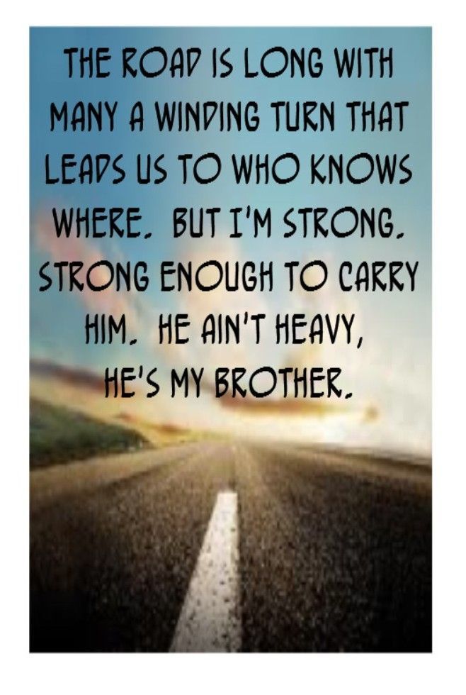 He Ain T Heavy He S My Brother The Hollies Songs And Music