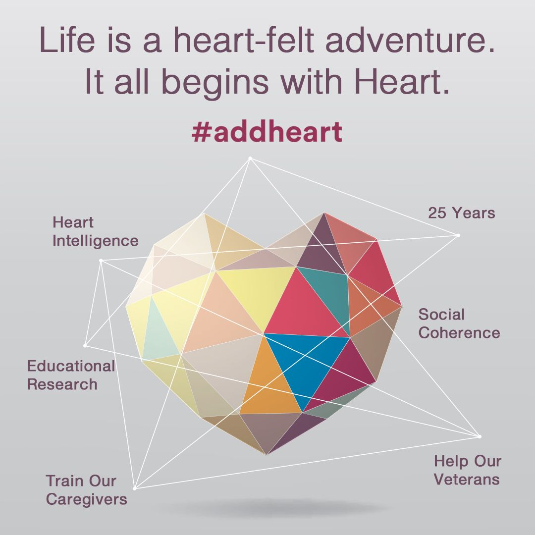Adding Heart Is The Energetic Tone Of Heartmath Institute S