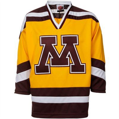 Get excited for  Gopher hockey with an official sweater! Ski-U-mah ... 4d9aa9edd93