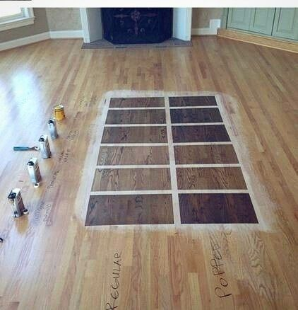 Looking To Refinish And Stain Your Hardwoodfloors A