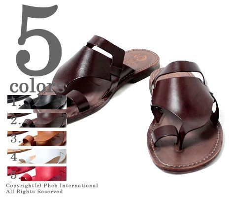 7ad33245653c fine lether sandals for mens