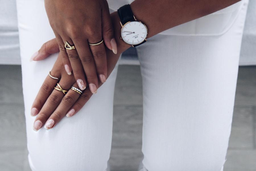 #hvisk #jewelry #watch #dw #gold #white #rings #fashion #hviskstylist