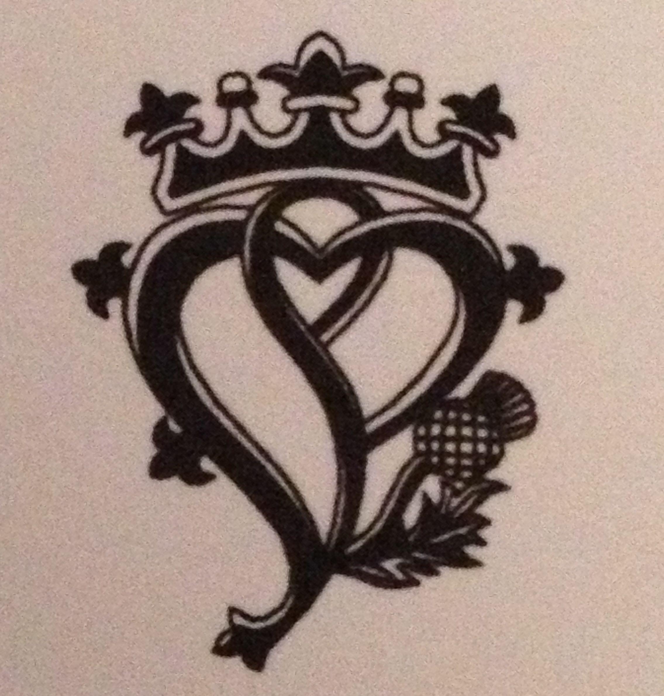 Scottish Heritage Tattoos: Cairns & Davis-McKay Celtic Wedding