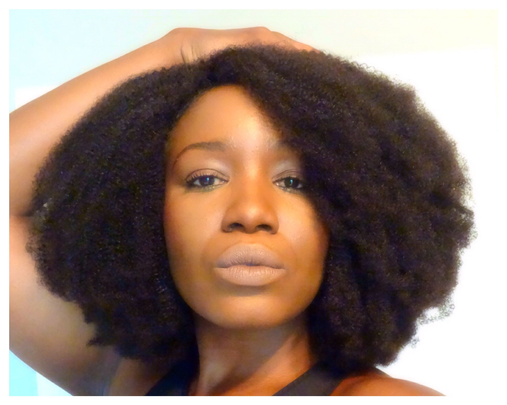 how to love your 4c hair