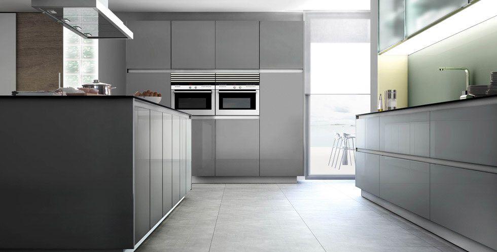 Cocinas y muebles de cocina xey serie cocinas cocinas Muebles cocina xey