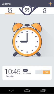 Wakie Wakes You With Phone Calls From Strangers Relojes